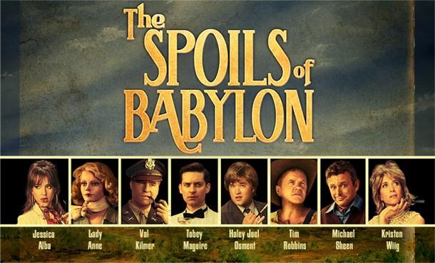 The Spoils of Babylon - IFC