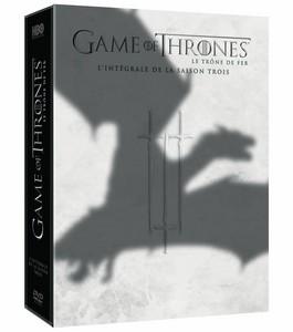 Game of Thrones DVD mini