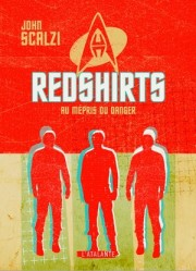 redshirts couverture roman
