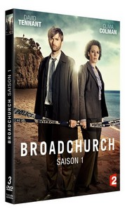 Broadchurch DVD