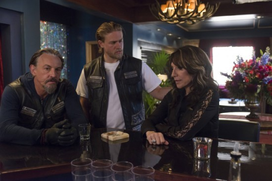 Sons of anarchy saison 6