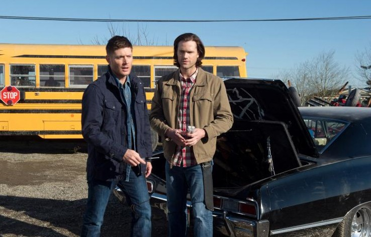 Audiences US du mardi 22/04/14 : Supernatural toujours d'aplomb