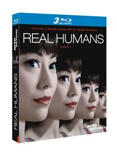 Real Humans saison 1