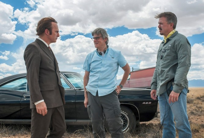 Better Call Saul - production