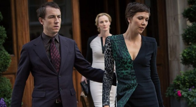 The Honourable Woman BBC Two
