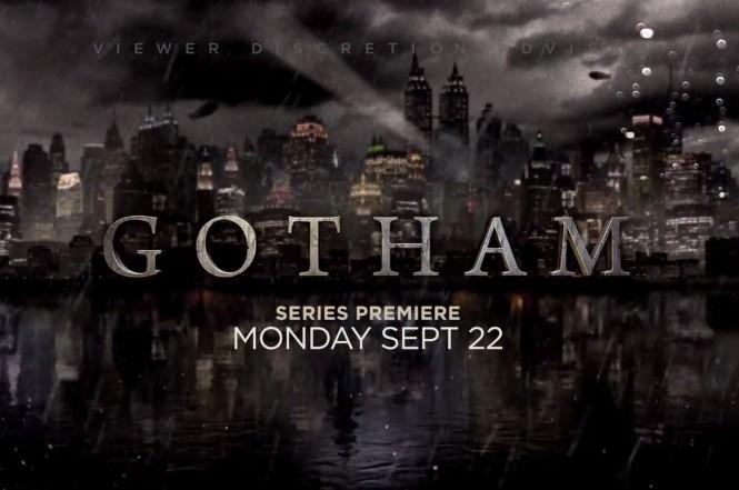 Gotham 22 septembre