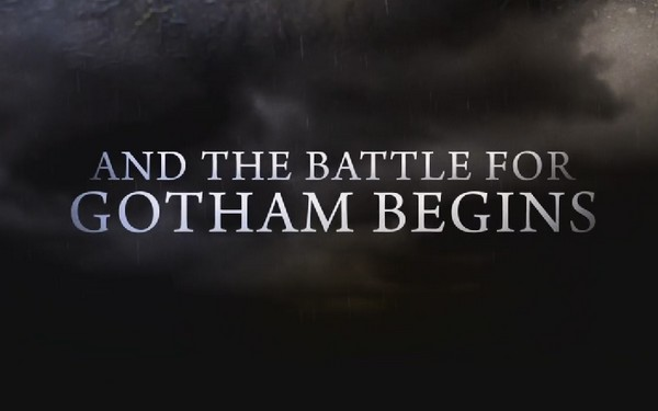 "Nouvelle promo de Gotham : ""Movie Trailer"""