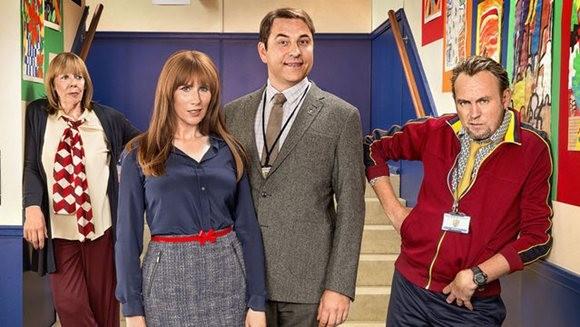 Prog US & UK du vendredi 29/08/14 : Lancement de Big School saison 2 sur BBC One