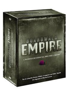 Boardwalk Empire saisons 1 à 4