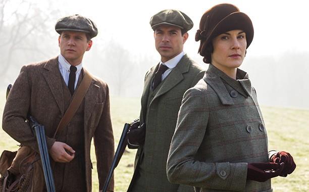 Une date et un trailer pour la saison 5 de Downton Abbey