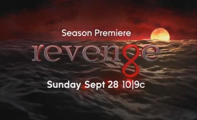 Une promo pour la saison 4 de Revenge