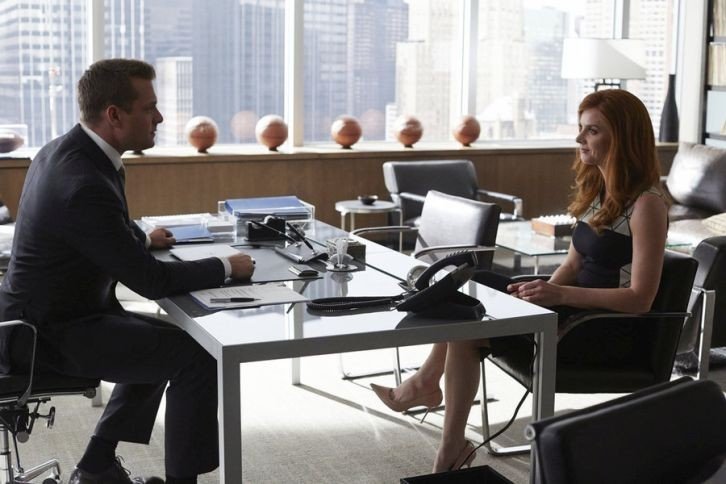Prog US & UK du mercredi 20/08/14 : Final de mi-saison 4 de Suits