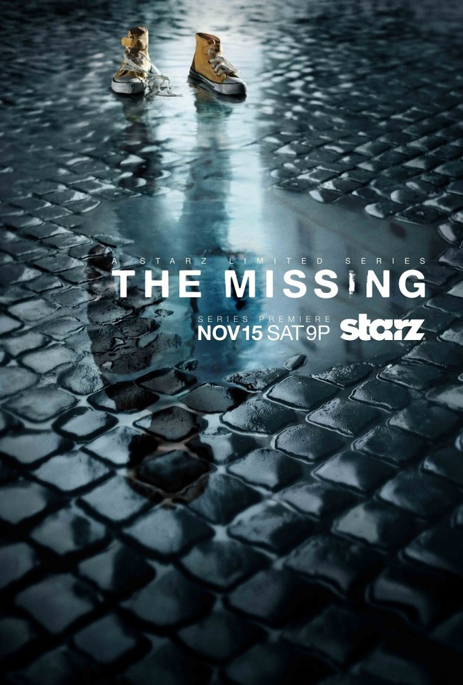 The Missing affiche promo