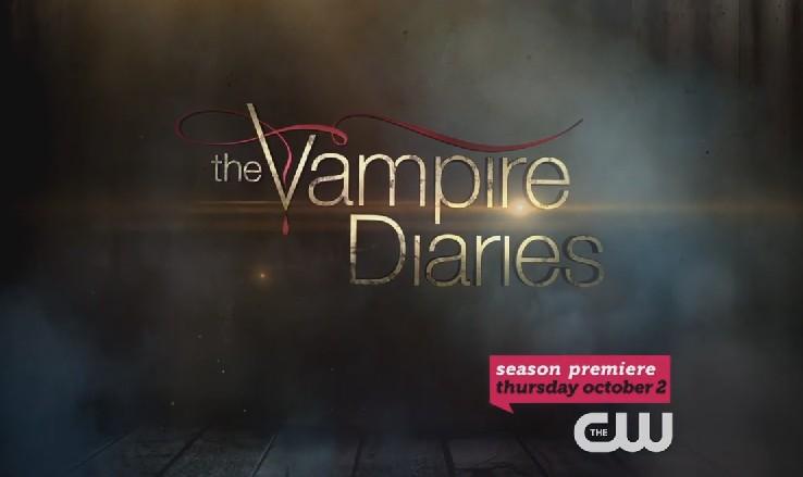 Première promo de la saison 6 de The Vampire Diaries
