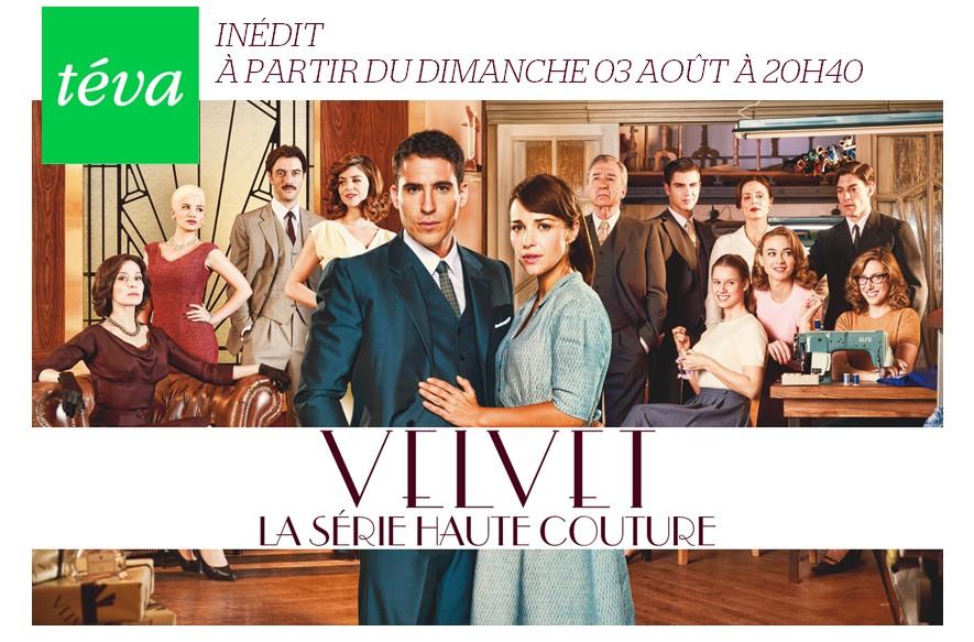 Velvet saison 1 en Français