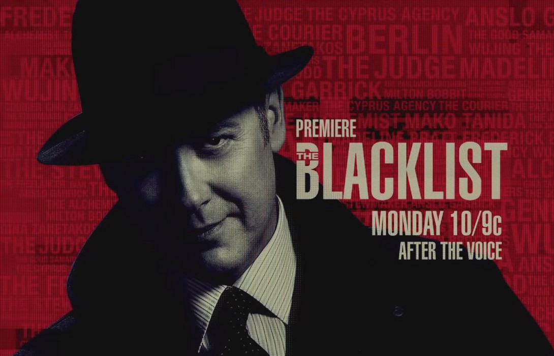 The Blacklist : le trailer officiel de la saison 2