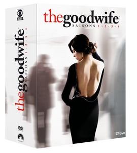 Good Wife intégrales saison 1-4