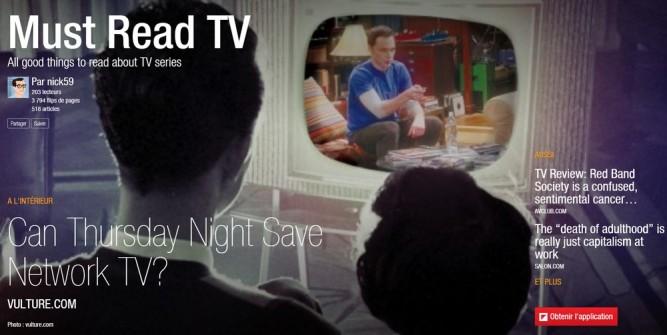 must read tv