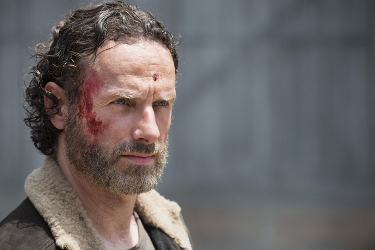 Nouvelle promo de la saison 5 de The Walking Dead