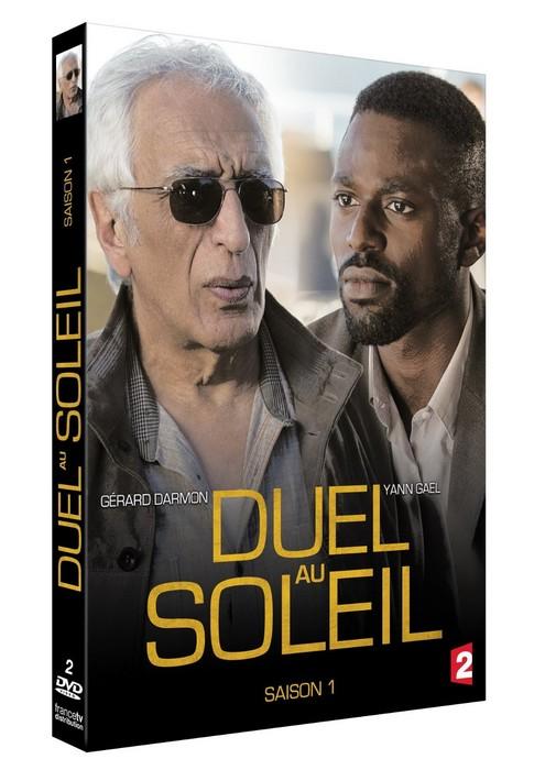 Duel au soleil DVD saison 1