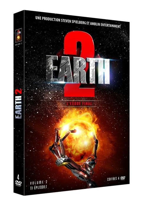 Earth 2 DVD volume 2