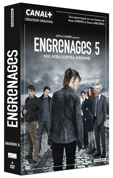 Engrenages saison 5