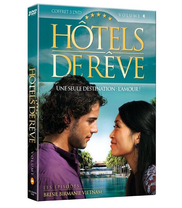 Hôtels de rêves DVD volume 4