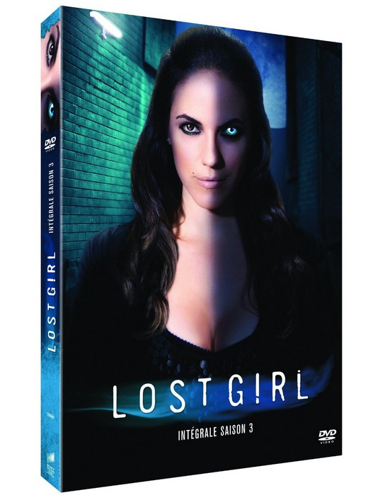 Lost Girl DVD saison 3