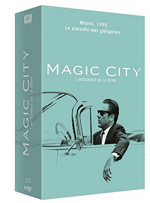 Magic City DVD intégrale