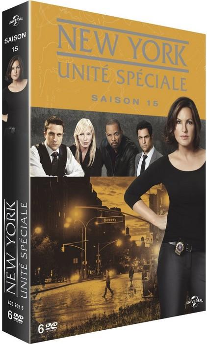 New York Unité Spéciale saison 15