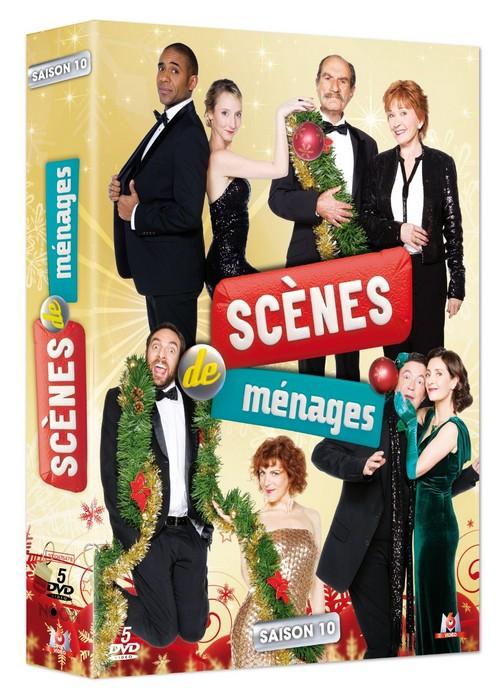 Scènes de ménages DVD saison 10