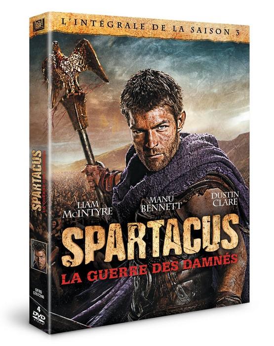 Spartacus - saison 3