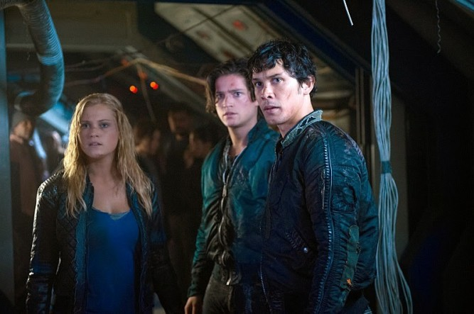 The 100 - midseason 2 finale