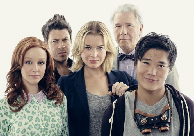 The Librarians - TNT