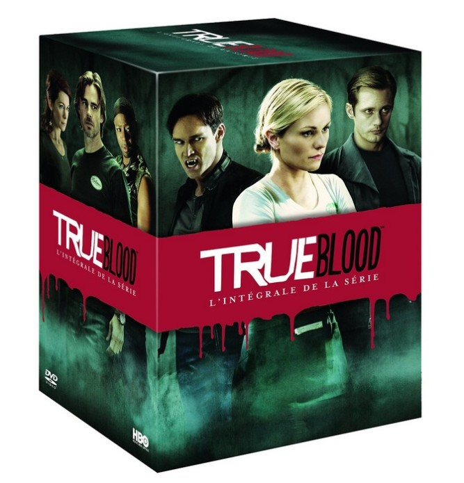 True Blood DVD intégrale