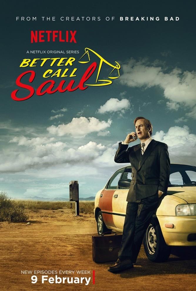 Better Call Saul affiche