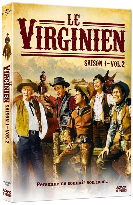 Le Virginien - saison 1 volume 2