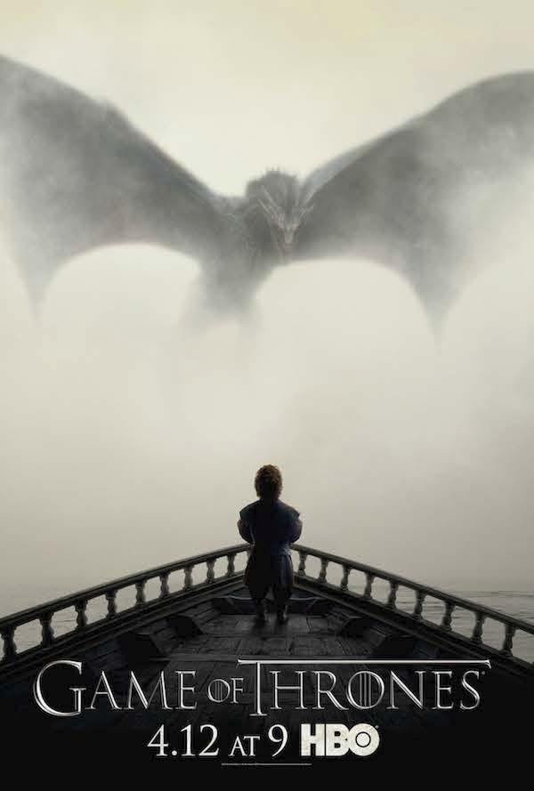 Game of Thrones saison 5 affiche