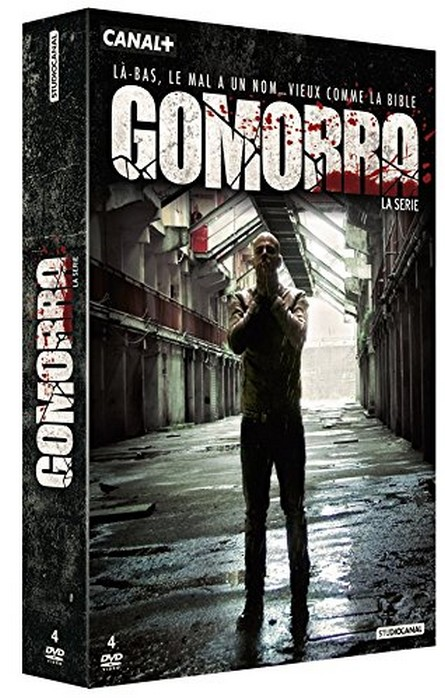 Gomorra dvd