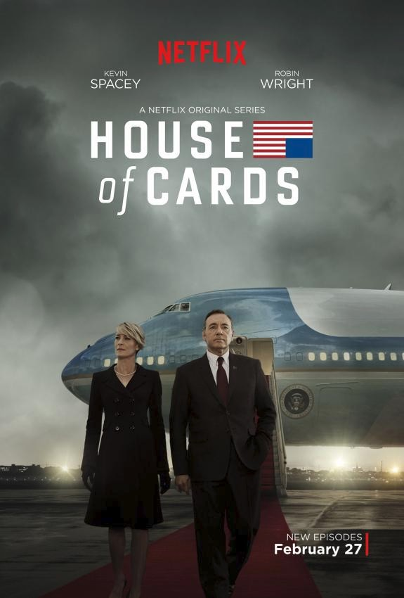 House of Cards affiche saison 3
