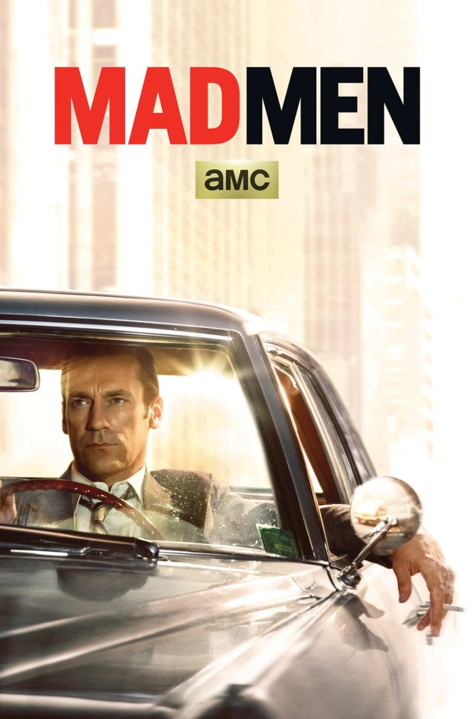 Mad Men affiche saison 7