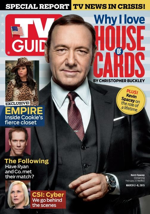 TV Guide - House of Cards
