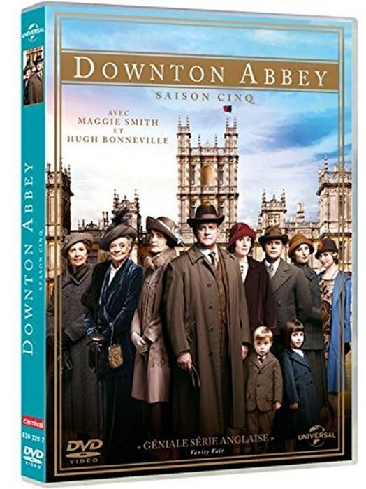 Downton Abbey saison 5
