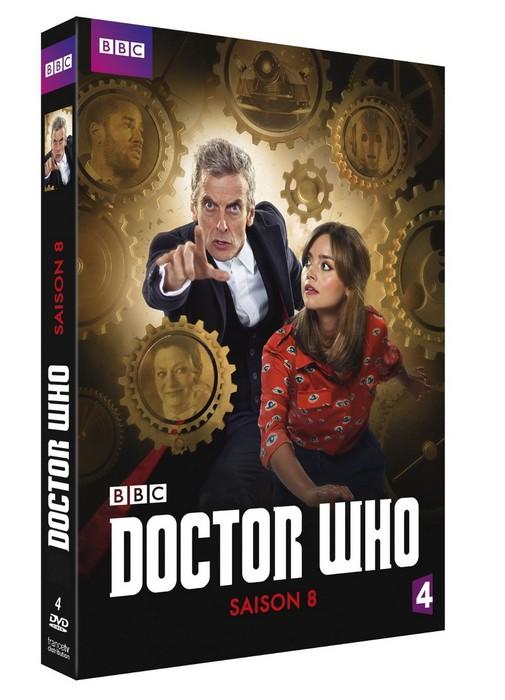 Dr Who saison 8