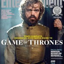 EW - Game of Thrones - Peter Dinklage