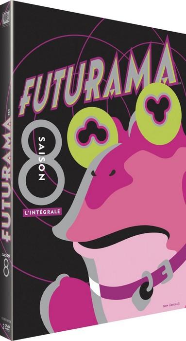 Futurama saison 8
