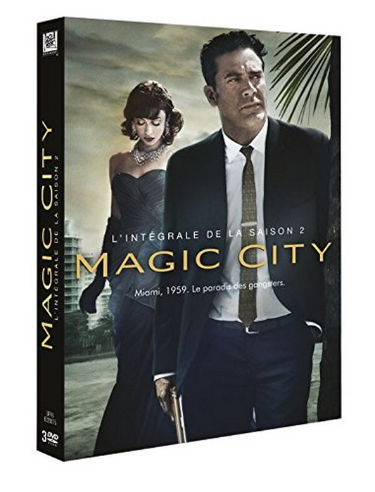 Magic City saison 2