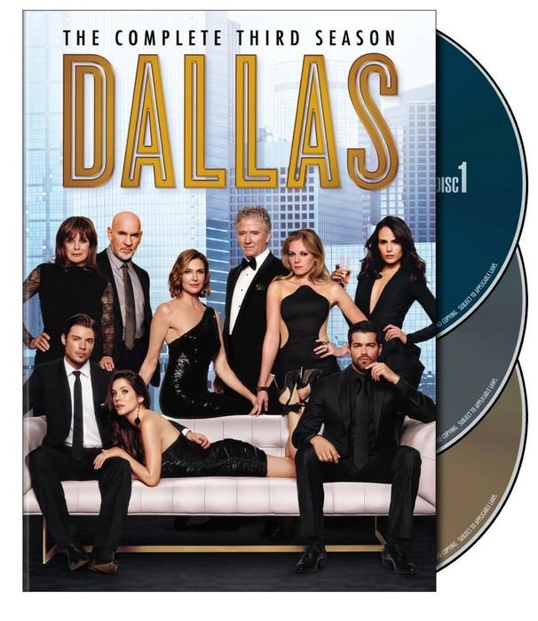 Dallas saison 3