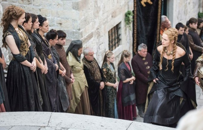 Game of Thrones audience saison 5