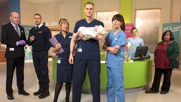 The Delivery Man - ITV
